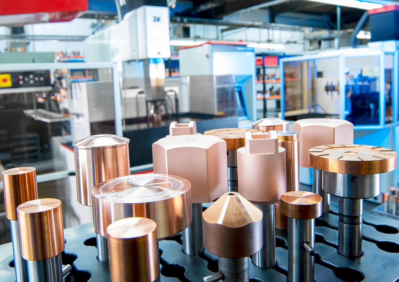 Vosseler - Werkzeugbau