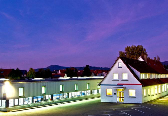 Vosseler - Standort Aldingen
