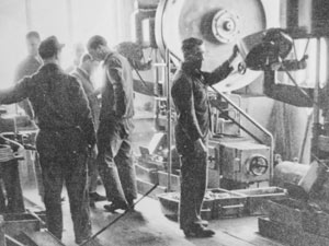 Vosseler - Fertigungsmaschine 1960