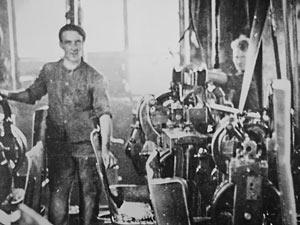 Vosseler - Mitarbeiter 1950