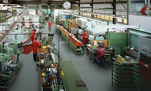 Vosseler - Werk Aldingen 1996